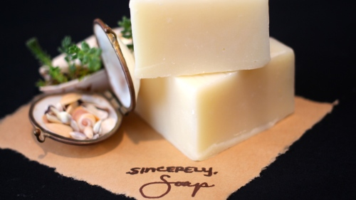 Baby-Gentle Bar Soap for Face and Body